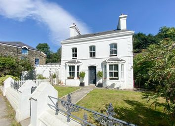 Thumbnail 4 bed detached house for sale in Glen Road, Laxey, Isle Of Man
