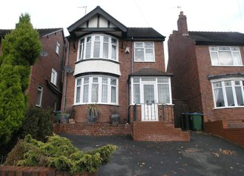 Thumbnail 3 bed detached house for sale in Haden Park Road, Cradley Heath