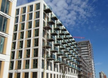 Thumbnail 1 bedroom property for sale in Endeavour House, Royal Wharf, London
