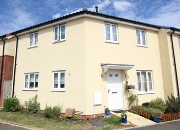 Thumbnail 2 bed end terrace house for sale in Portland Way, Great Blakenham, Ipswich, Suffolk