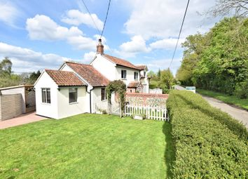 Thumbnail 4 bed cottage for sale in Watton Green, Watton, Thetford