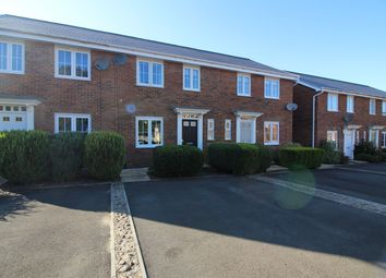 Thumbnail 3 bed terraced house for sale in Thomas Hill Close, Llanfoist, Abergavenny
