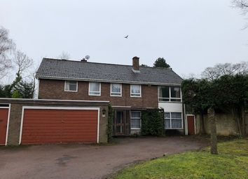 Thumbnail 5 bed detached house to rent in Richmond Hill Road, Harborne