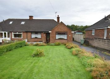 Thumbnail 3 bed semi-detached bungalow for sale in Red Lane, South Normanton, Alfreton, Derbyshire