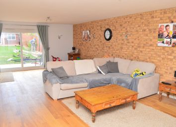 Thumbnail 4 bedroom detached house for sale in Greenway, Harold Wood, Romford