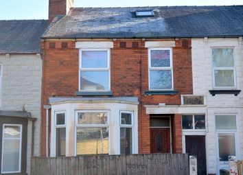 Thumbnail 4 bed terraced house for sale in Sheffield Road, Chesterfield
