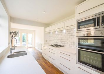 Thumbnail 3 bed semi-detached house for sale in Station Road, Chertsey