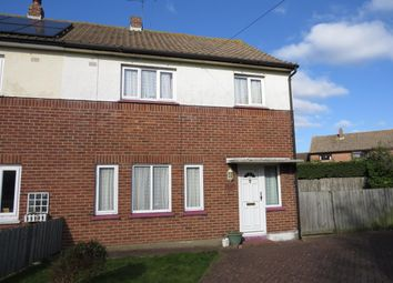 Thumbnail 3 bed semi-detached house to rent in Childers Close, Shotley Gate, Ipswich