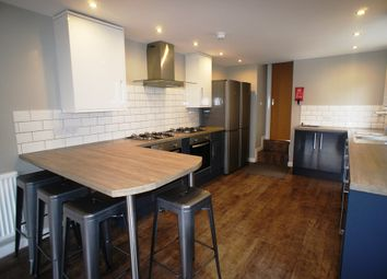 Thumbnail 8 bed terraced house to rent in Rhymney Street, Cathays, Cardiff
