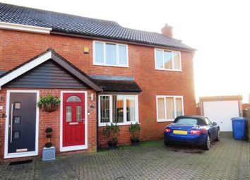 Thumbnail 4 bedroom semi-detached house for sale in Addison Place, Fenton, Lincoln