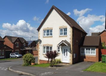 Thumbnail 3 bed detached house for sale in Peppermint Drive, Pontprennau, Cardiff
