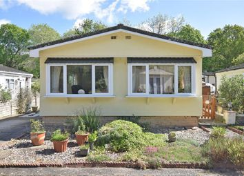Thumbnail 2 bed mobile/park home for sale in Havenwood, Arundel, West Sussex
