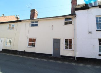 Thumbnail 2 bed terraced house for sale in Noble Street, Wem, Shropshire