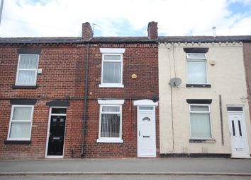 Thumbnail 2 bedroom terraced house to rent in Hilton Lane, Walkden, Manchester