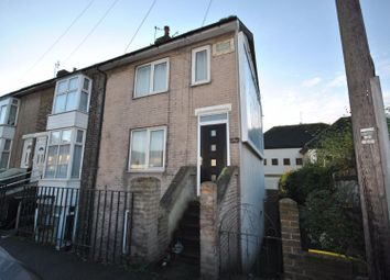 Thumbnail 3 bed end terrace house for sale in London Road, Sittingbourne
