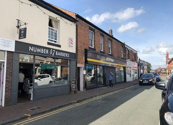 Thumbnail Retail premises to let in Faulkner Street, Hoole, Chester