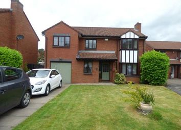 Thumbnail 4 bed detached house for sale in Oakleigh Way, Carlisle, Cumbria