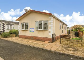 Thumbnail 2 bed mobile/park home for sale in Severn Bridge Park, Beachley, Chepstow