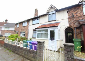 Thumbnail 3 bedroom terraced house for sale in Crofton Crescent, Old Swan, Liverpool