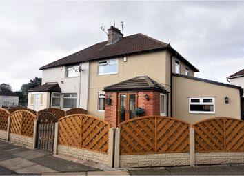 Thumbnail 3 bed semi-detached house for sale in Scarisbrick Drive, Liverpool
