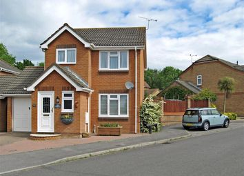 Thumbnail 3 bed detached house for sale in Winnet Way, Southwater, Nr Horsham, West Sussex