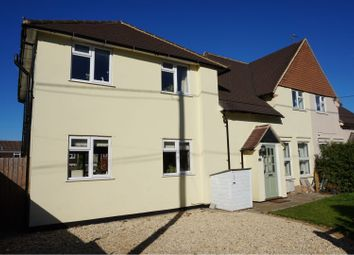 Thumbnail 4 bed semi-detached house to rent in Panters Road, Wallingford