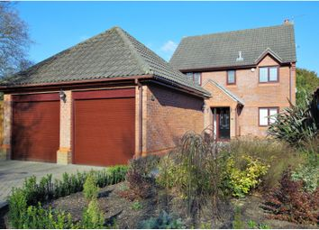 4 bed detached house for sale in Reynolds Dale, Southampton SO40
