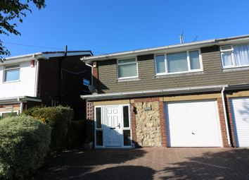Thumbnail 3 bed semi-detached house to rent in Sandown Road, Sandwich