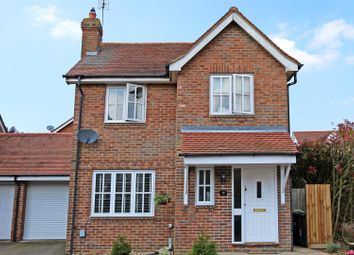 Thumbnail 4 bed link-detached house for sale in Mulberry Gardens, Shenley, Radlett