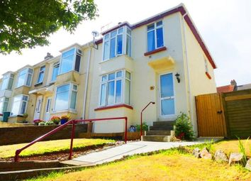 Thumbnail 3 bed property to rent in Berry Road, Paignton