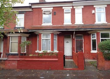 Thumbnail 4 bedroom terraced house to rent in Gill Street, Blackley, Manchester