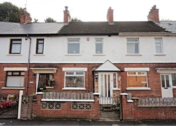 Thumbnail 3 bedroom terraced house for sale in Strandburn Drive, Belfast