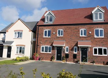 Thumbnail 4 bed property for sale in Ripley Avenue, Chellaston, Derby