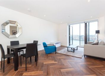 Thumbnail 1 bed flat to rent in Ambassador Building, Embassy Gardens