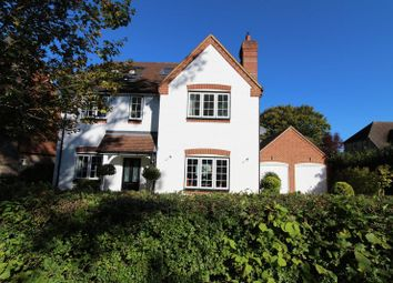Thumbnail 5 bed detached house for sale in Greenways, Ashmore Green, Thatcham