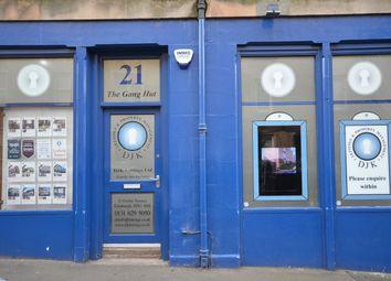 Thumbnail Commercial property for sale in Fowler Terrace, Fountainbridge, Edinburgh