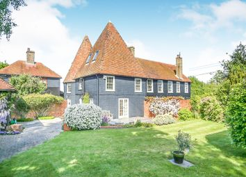 Thumbnail 4 bed property for sale in Oast Cottages, Broom Street, Graveney