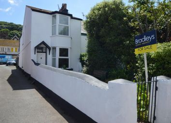 Thumbnail 3 bed end terrace house for sale in Fore Street, Shaldon, Devon