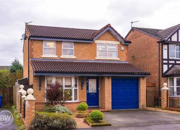 Thumbnail 3 bed detached house for sale in Footman Close, Astley, Tyldesley, Manchester