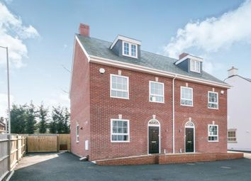 Thumbnail 3 bed semi-detached house for sale in Winchester Road, Basingstoke, Hampshire