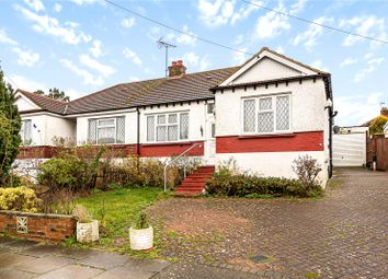 Thumbnail 2 bedroom bungalow for sale in Lyndhurst Gardens, Pinner, Middlesex