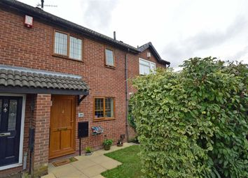 Thumbnail 2 bed terraced house for sale in Cutters Close, Narborough, Leicester