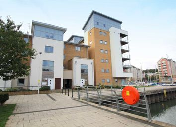 Thumbnail 2 bed flat for sale in Mizzen Court, Portishead, North Somerset