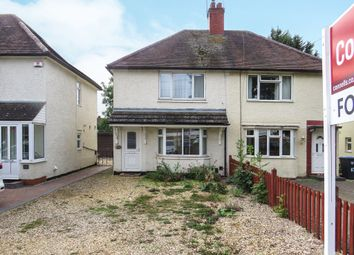 Thumbnail 3 bed semi-detached house for sale in Welland Park Road, Market Harborough
