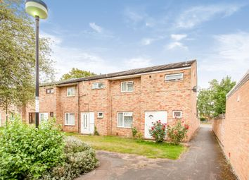 Thumbnail 4 bed end terrace house for sale in Craister Court, Cambridge