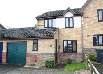 Thumbnail 3 bed end terrace house for sale in St. Teresa's Close, Bishopdown, Salisbury
