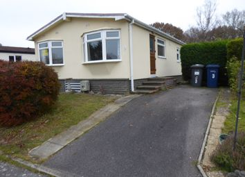 Thumbnail 2 bed mobile/park home for sale in Portsmouth Road, Thursley, Godalming, Surrey