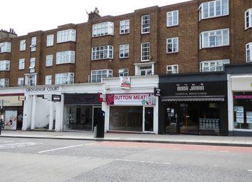 Thumbnail Retail premises to let in Brighton Road, Sutton, Surrey