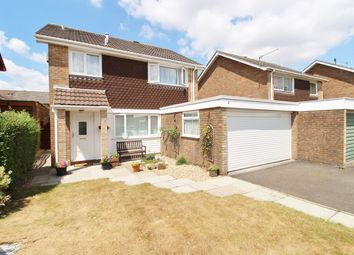 Thumbnail 4 bed detached house for sale in Hawks Moor Close, Rogerstone, Newport
