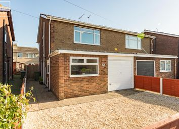 Thumbnail 3 bed property for sale in Byfield Road, Scunthorpe